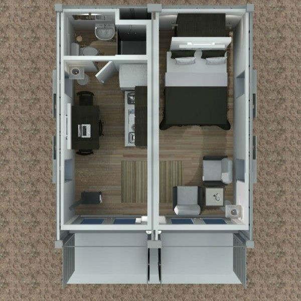 Container Home Design Ideas: Дачные дома из контейнеров. Проекты