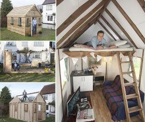 практичный дизайн маленького дома