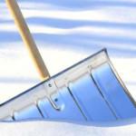 снеговая лопата фото