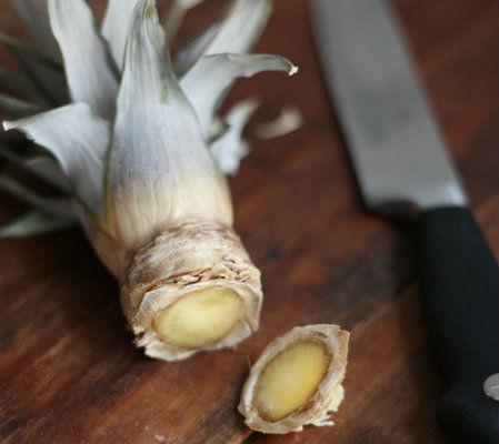 верхушка ананаса фото