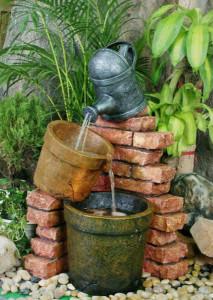 фонтан - каскад