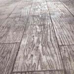 пол из декоративного бетона
