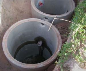 герметизация колец в канализации