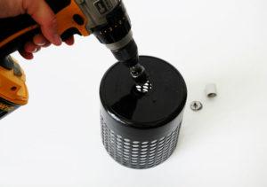 как сделать абажур для торшера фото 2