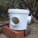 бункерная кормушка для кур из ведра фото 23
