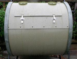 бункер для компоста