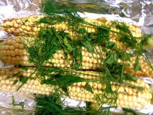 как приготовить кукурузу фото 5