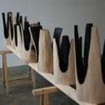 мебель для дачи из бревна фото 3