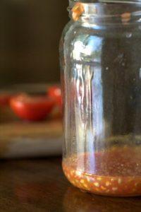 заготовка семян помидор фото 2